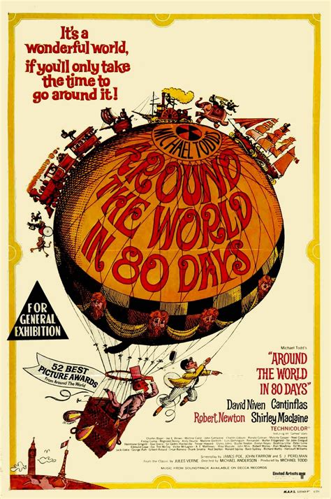 Around The World In 80 Days my oscar around the world in 80 days 1956