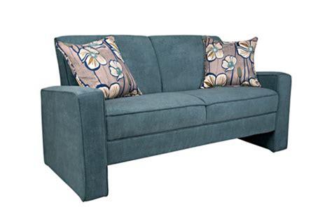 sky blue sofa angie parisian sky blue sofa at gardner white
