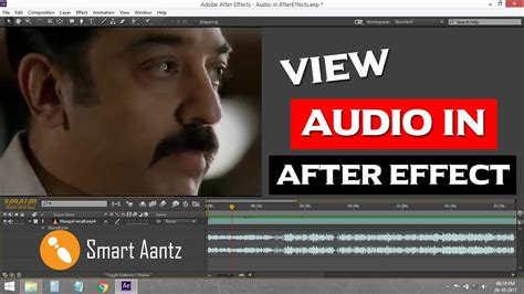 dreamweaver tutorial tamil how to view audio in after effects smart aantz