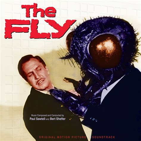 the flys music from motion picture soundtracks quot the fly quot and