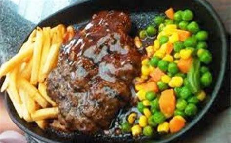 Hotplate Steak Potatoes lezatnya black angus yang superempuk tribunnews