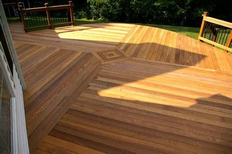 1 X4 T G Porch Flooring - wood decking ipe lumber patio deck wood