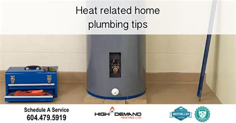 Plumbing Related by Plumber S High Demand Heating