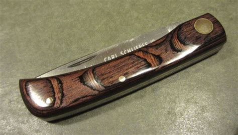 german eye pocket knives carl schlieper german eye brand solingen germany sodbuster