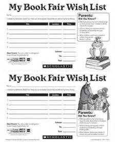 scholastic book fair flyer template 17 best images about scholastic book fair chairperson on