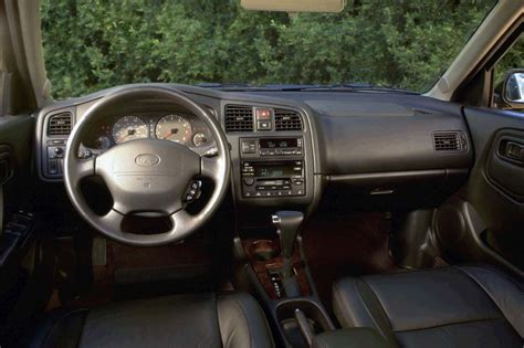 2000 Infiniti G20 Interior by 1999 02 Infiniti G20 Consumer Guide Auto