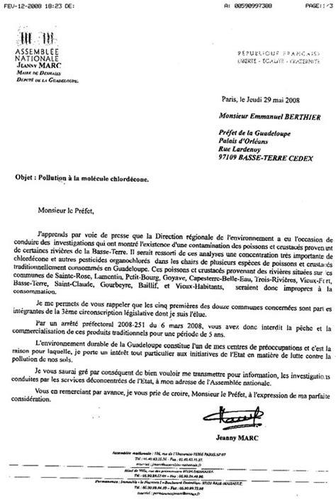Lettre De Remerciement Départ Entreprise Lettre De Remerciements A La Population De Deshaies Et Du Canton Deshaies Sainte 2