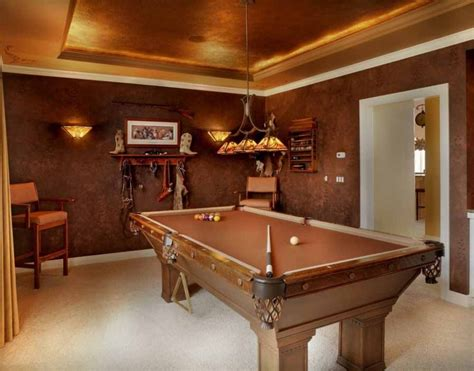 pool room ideas 20 mind blowing billiards room designs