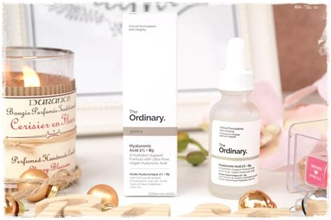 The Ordinary Hyaluronic Acid 2 B5 1 the ordinary hyaluronic acid 2 b5 serum l arc en ciel