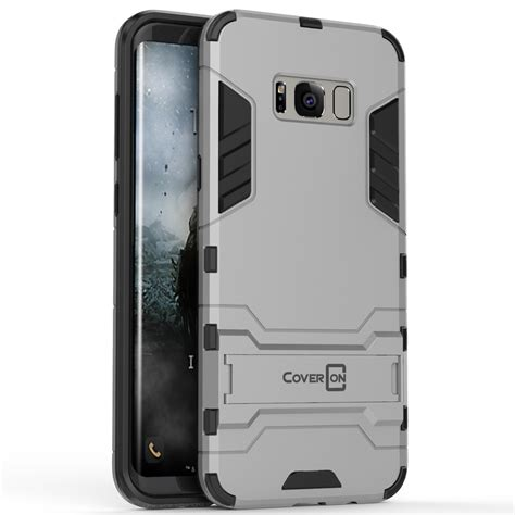 Hardcase List Emas For Samsung S8 for samsung galaxy s8 plus kickstand protective