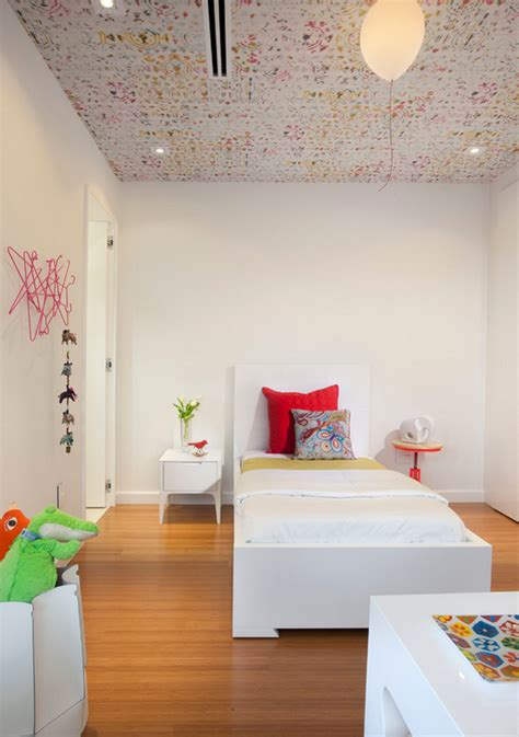 Wallpaper Ceiling Ideas by Design Trend Wallpaper Featured On The Ceiling2014 Interior Design 2014 Interior Design