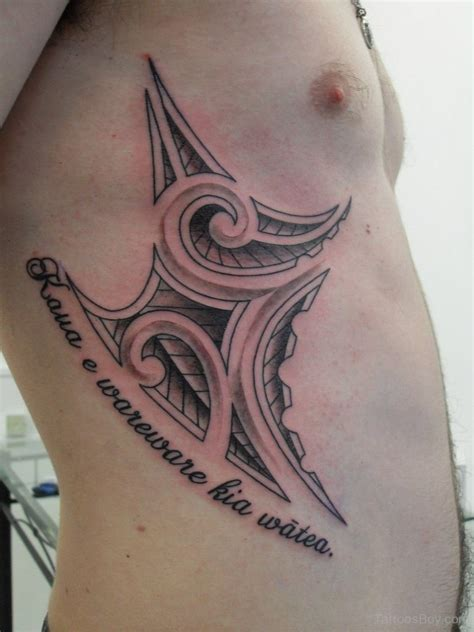 tattoo designs on ribs tribal tattoos designs pictures
