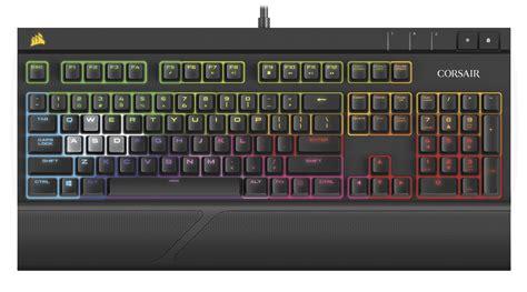 Keyboard Corsair Strafe Rgb Mechanical Cherrymx Brown Rgb Led 1 corsair gaming strafe rgb mechanical gaming keyboard