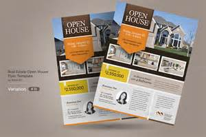 01 graphic river real estate open house flyers kinzi21 jpg