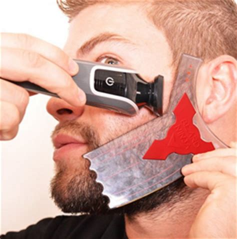beard trimming template unique s grooming products s accessories