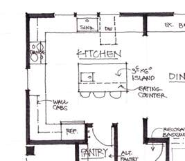 kitchen layout dimensions with island kitchen floor plans by size kitchen island dimensions