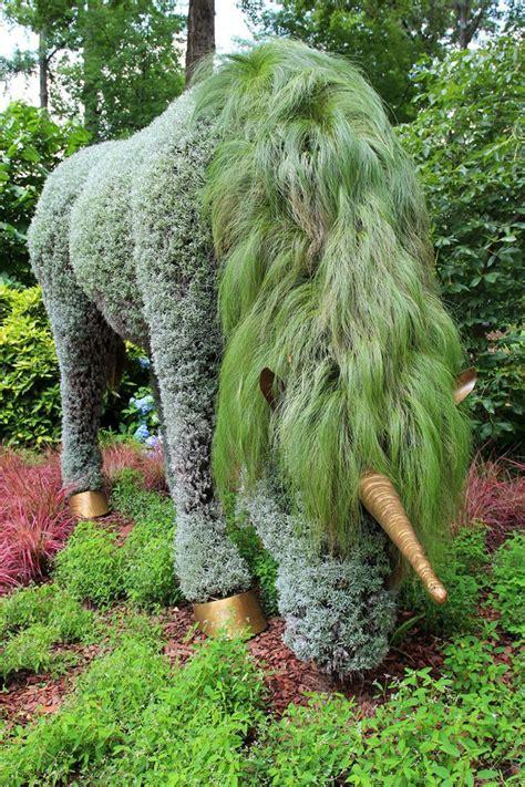 ausgefallene pflanzen garten garten skulpturen zum selbermachen 25 ausgefallene ideen