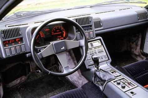 Alpine Interior by A Brief History Of Alpine 1955 2017 Autocar