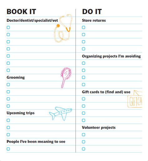 to do list template pdf to do list template 9 free sles exles format
