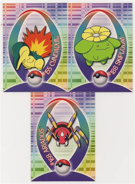 Set Of 9 Sticker set of 9 topps puzzle pieces and sticker cards