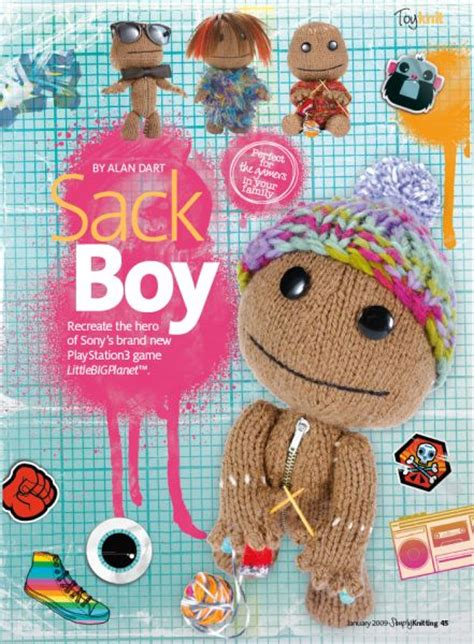 how to knit a sackboy how to knit sackboy make