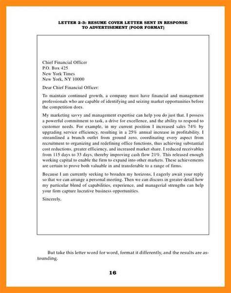 cover letter cfo