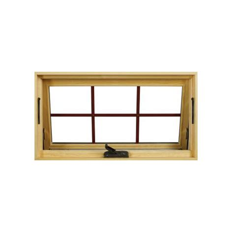 wood awning windows select wood awning window sunroc building materials