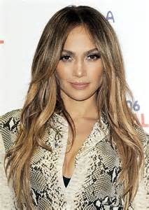 hairstyles layered part in the middle hairstyle 15 jennifer lopez hairstyles popular haircuts