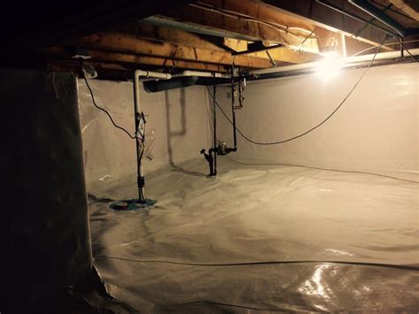 dryzone basement systems dryzone basement systems crawl space repair before and after photos page 5