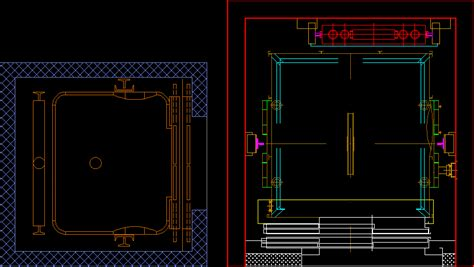 lifts dwg block  autocad designs cad