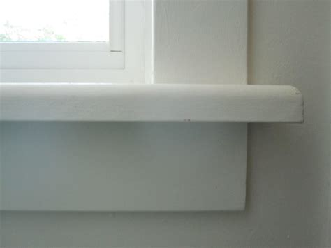 window sill interior trim terms our humble abode