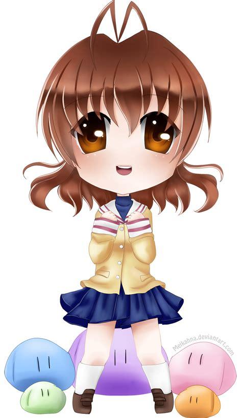 The Numbers Of Hamamura Nagisa 08 pin dango clannad after story fanpop on