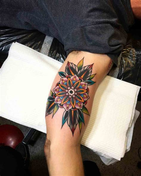 best traditional tattoos neo traditional on bicep best ideas gallery