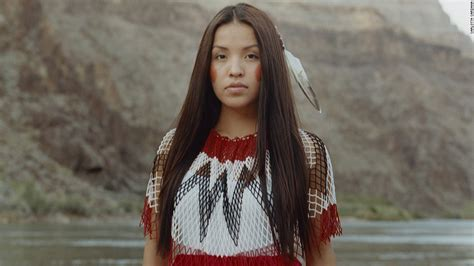 navajo woman hair do young native americans celebrating their culture cnn
