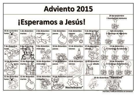 Calendario De Adviento Puntadas De Adviento Calendarios De Adviento 2015
