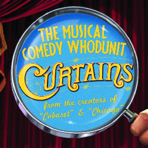 curtains musical individual show tickets vintagetheatre org