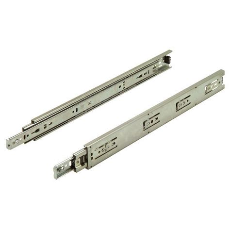 Overtravel Drawer Slides by Accuride 1 Overtravel Side Mounted Drawer Slide With