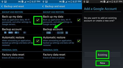how to backup android how to backup android phones ubergizmo