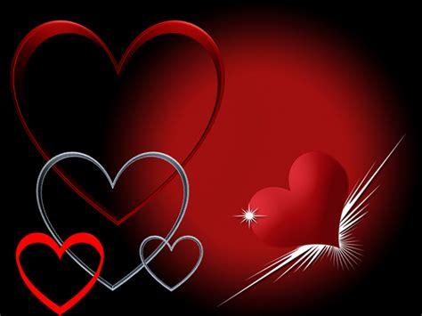 imagenes en 3d de corazones fondos romanticos 3d imagui