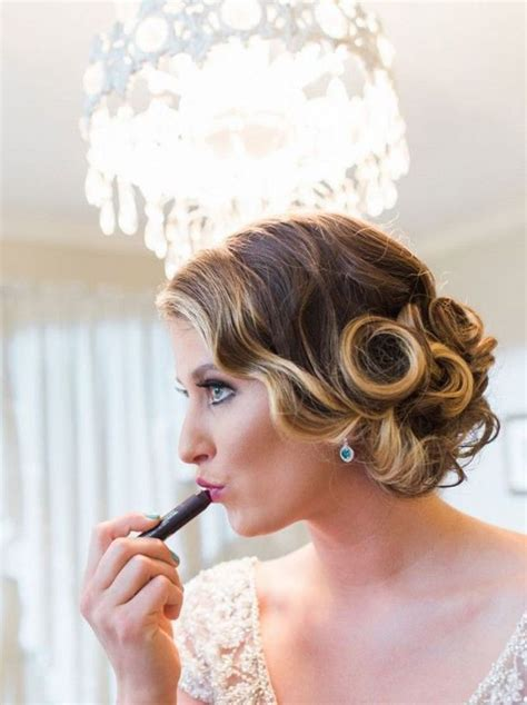 Wedding Hairstyles Vintage Wave by 59 Best Finger Wave Hairstyles Images On