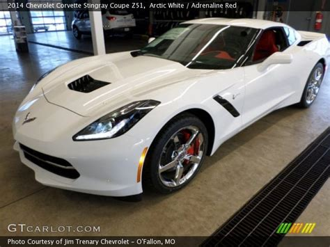 2014 corvette stingray white 2014 corvette stingray arctic white engine information