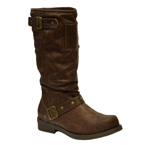 b12 for dogs rocketdog rocket bartlett mid calf rogue brown b12 womens boots rocketdog from