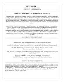 Sle Resume For Nurses Emergency Practitioner Resume Sales Practitioner Lewesmr