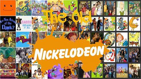 nick scow old cartoons of nickelodeon www pixshark images