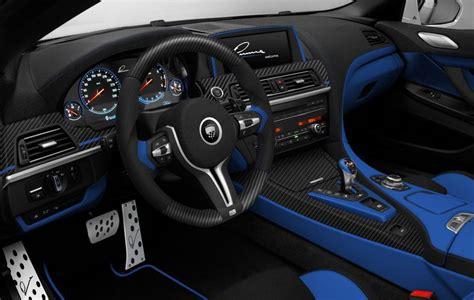 Auto Tuning Innenausstattung by Lumma Design Brings You A Better Clr 6m Bmw Car Tuning