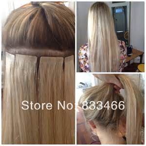 can i cut the weft of bohemian hair and crochet the hair glue in weft extensions hair human wavy