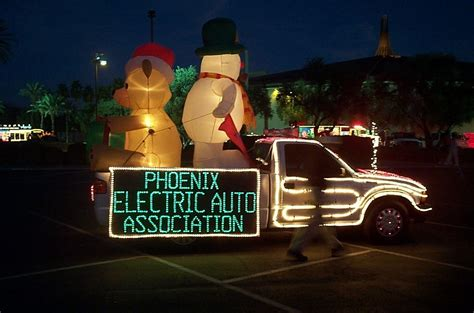 electric auto association chapter