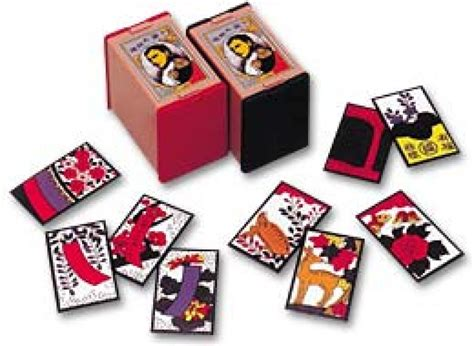 Nintendo E Gift Card - nintendo japanese playing cards hanafuda president red black free shipping ebay