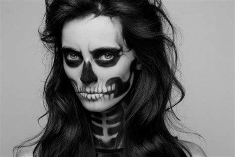 maquillaje para hombres esqueleto maquillaje para disfrazarse de esqueleto en carnaval 2017