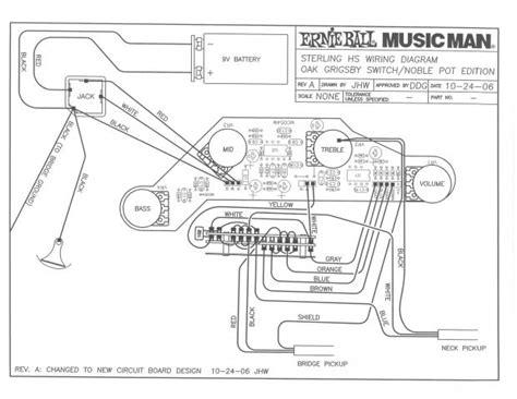 ernie guitar wiring diagram schecter wiring diagram